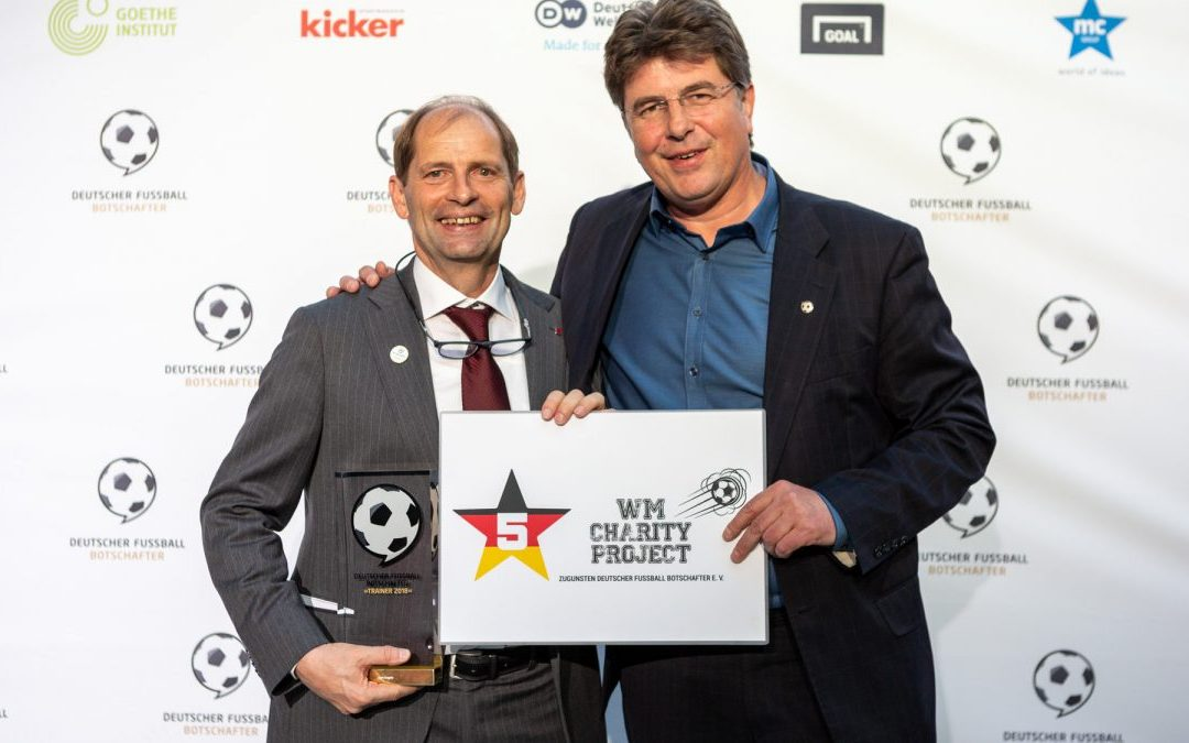 German Football Ambassador 2018