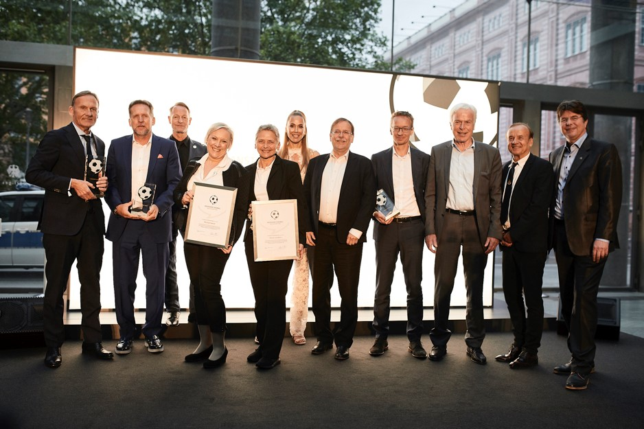 Jürgen Klopp, Marc-André ter Stegen and Bernd Schuster are the German Football Ambassadors 2019