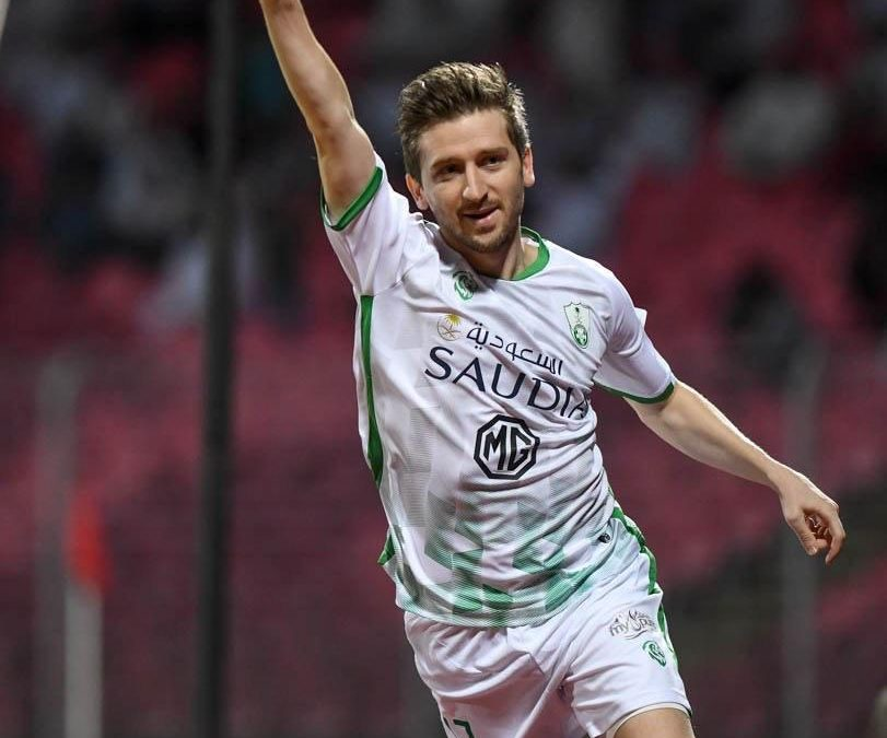 Congratulations to our client Marko Marin for his great comeback!